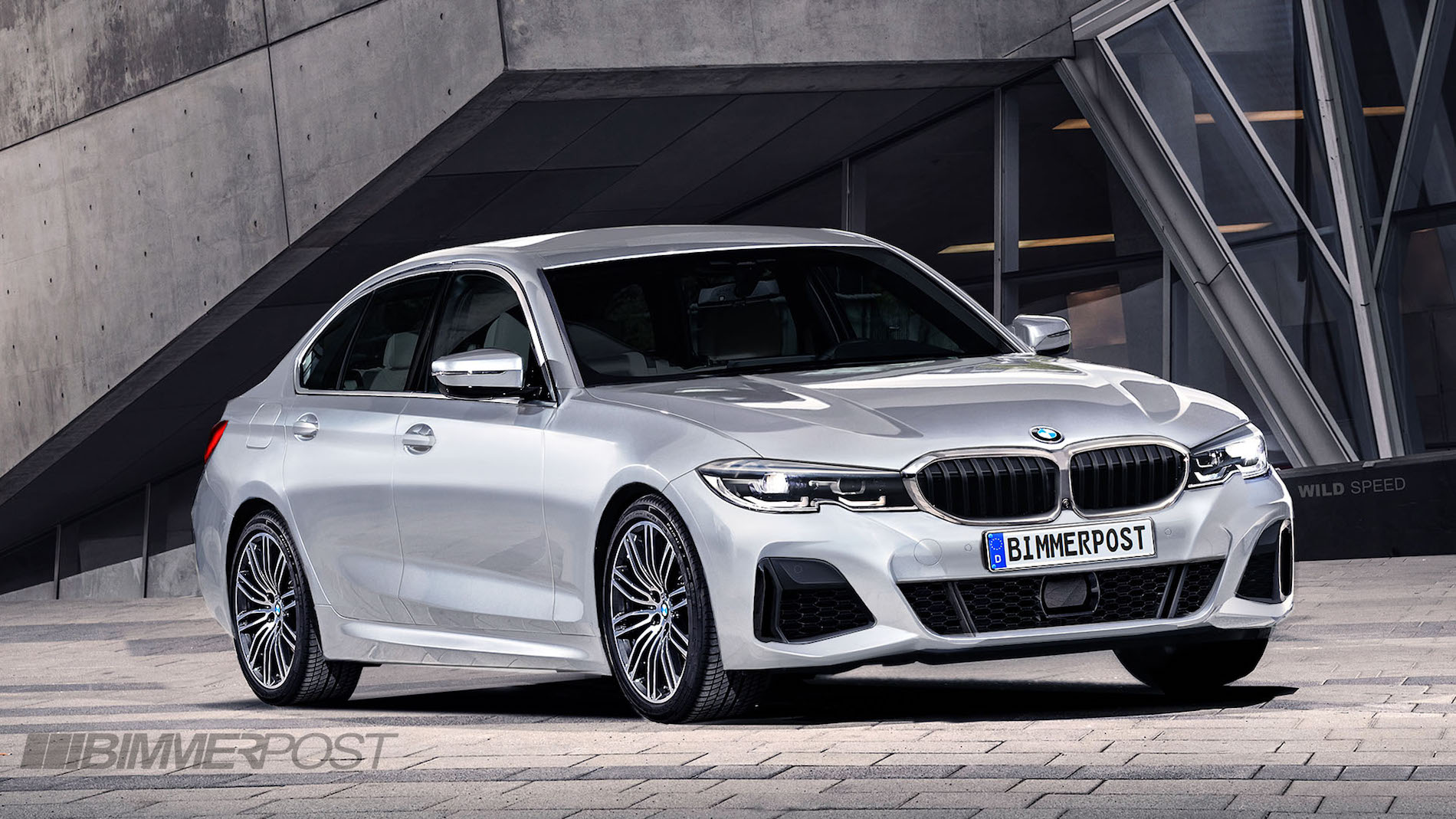 Our Preview Of The G20 3 Series M Sport Render