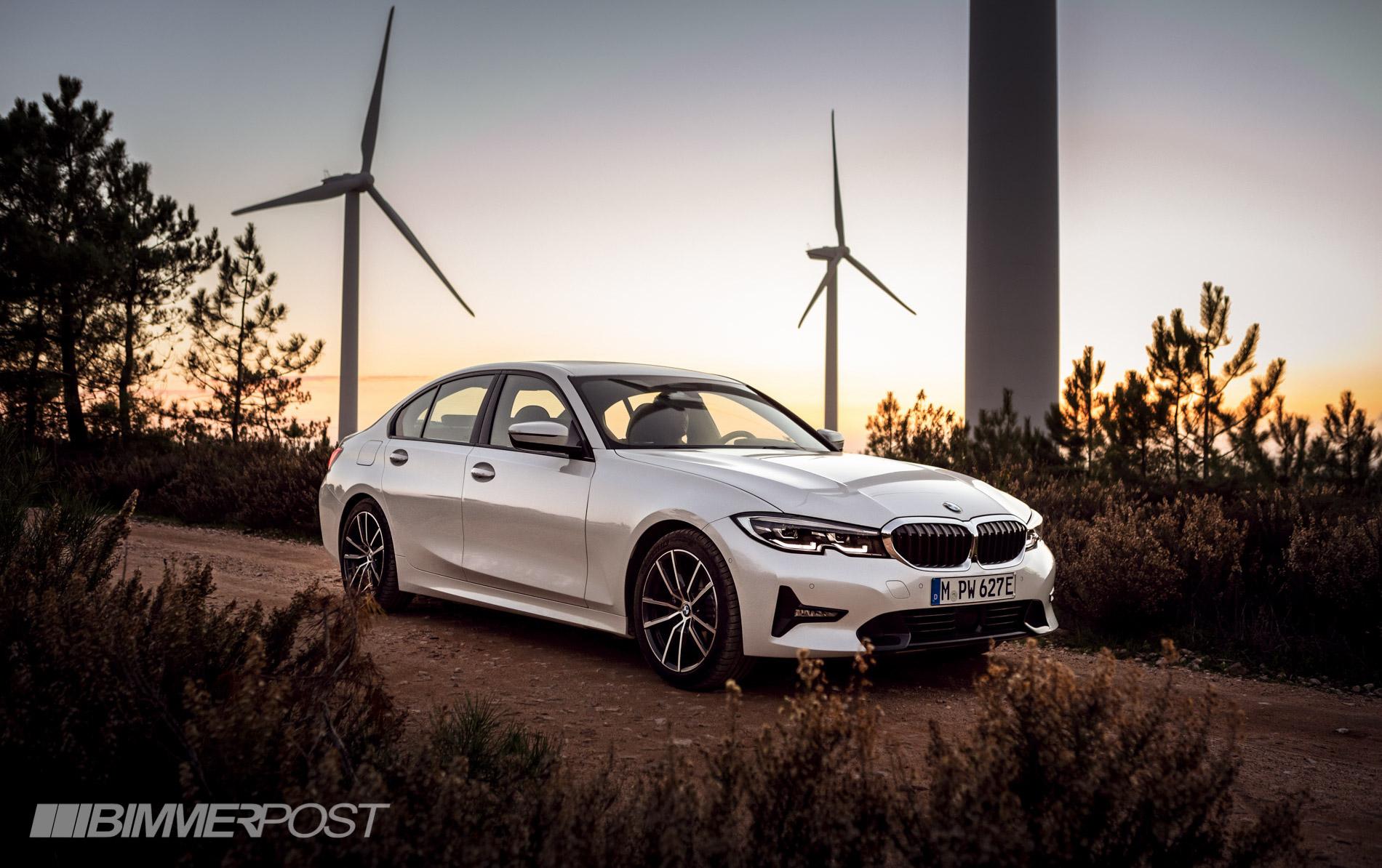 Introducing the 2020 BMW 330e Plug-In Hybrid - G20 BMW 3