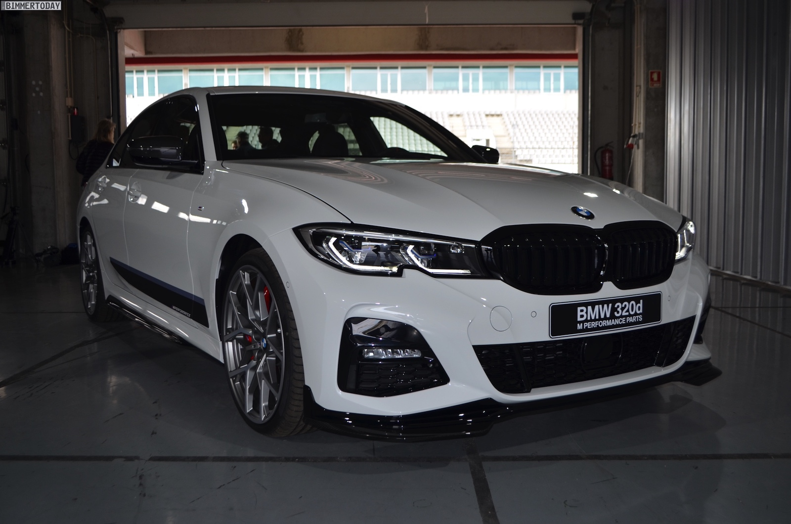 Real Life Pics M Performance Parts On G20 3 Series G20 Bmw