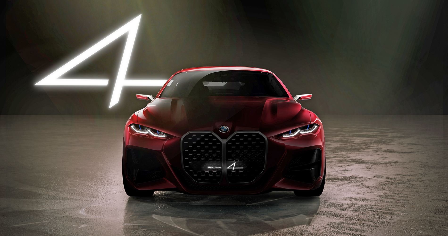 Bmw 4 Series >> Presenting The Bmw 4 Series Coupe Concept G22 G20 Bmw 3