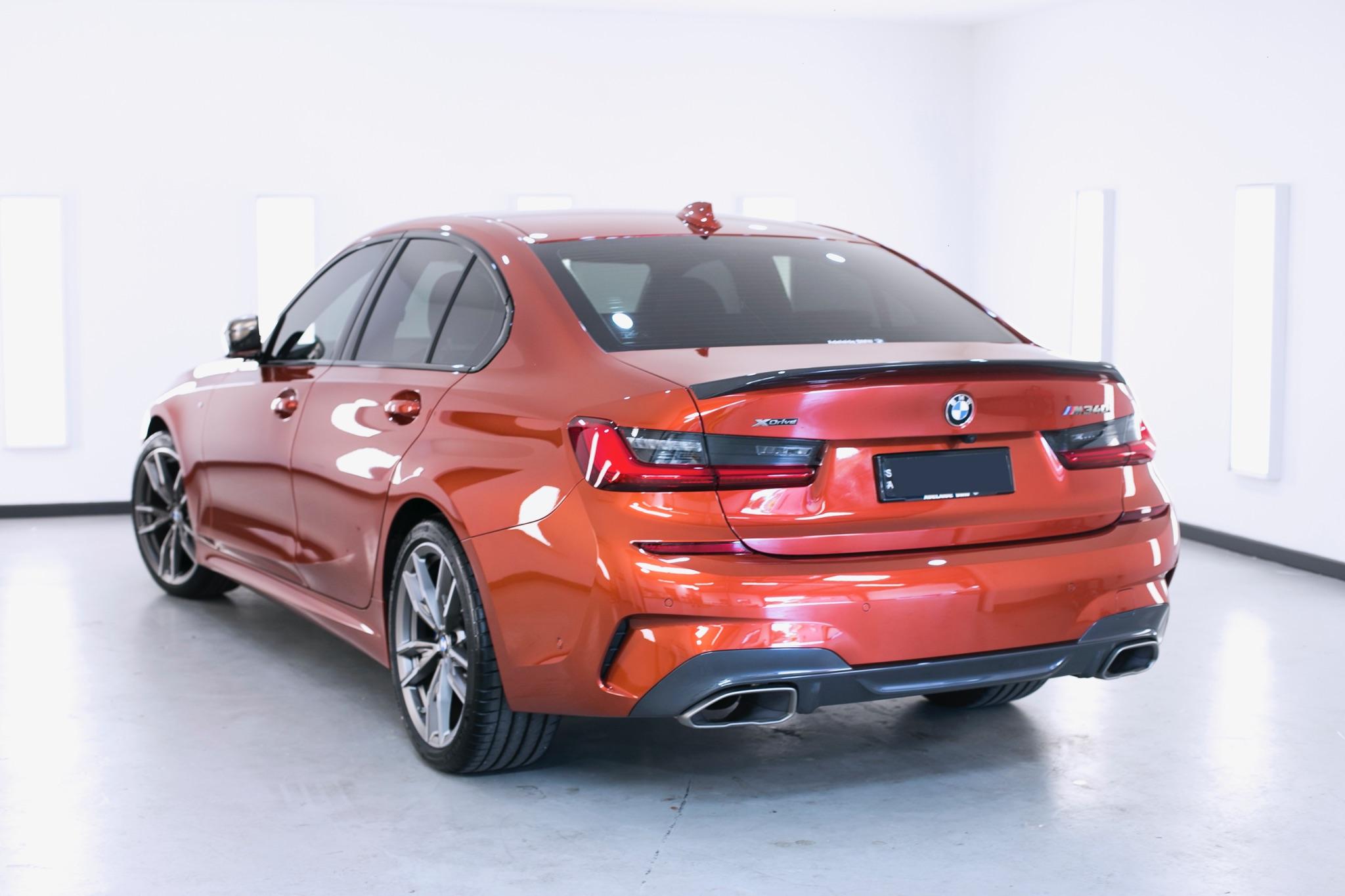 Spoilers BMW 51192458369 M Performance Rear Spoiler in Carbon ...
