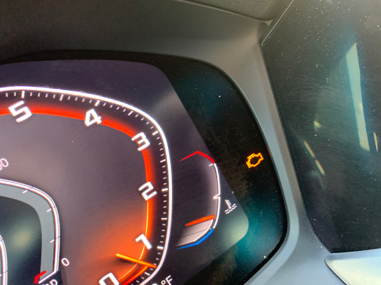 Why Did My Check Engine Light Come On G20 Bmw 3 Series Forum