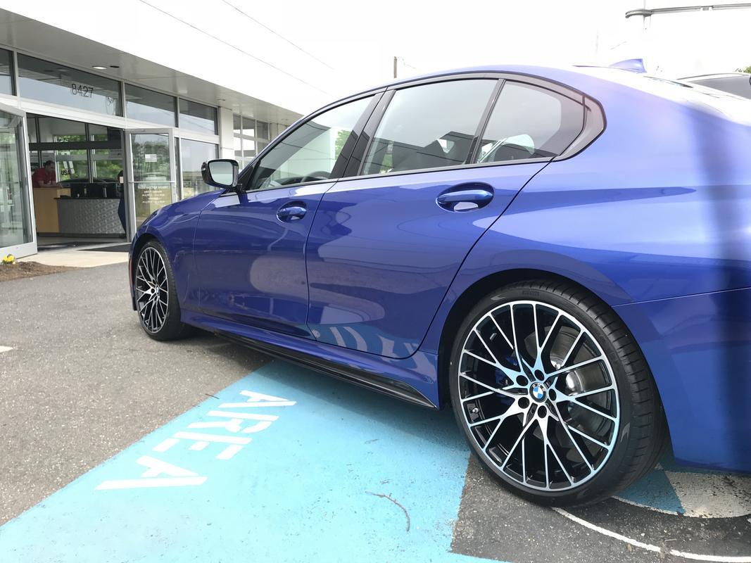 Name:  Portimao Blue G20 M340i M Performance Parts 4.jpg Views: 18212 Size:  126.7 KB