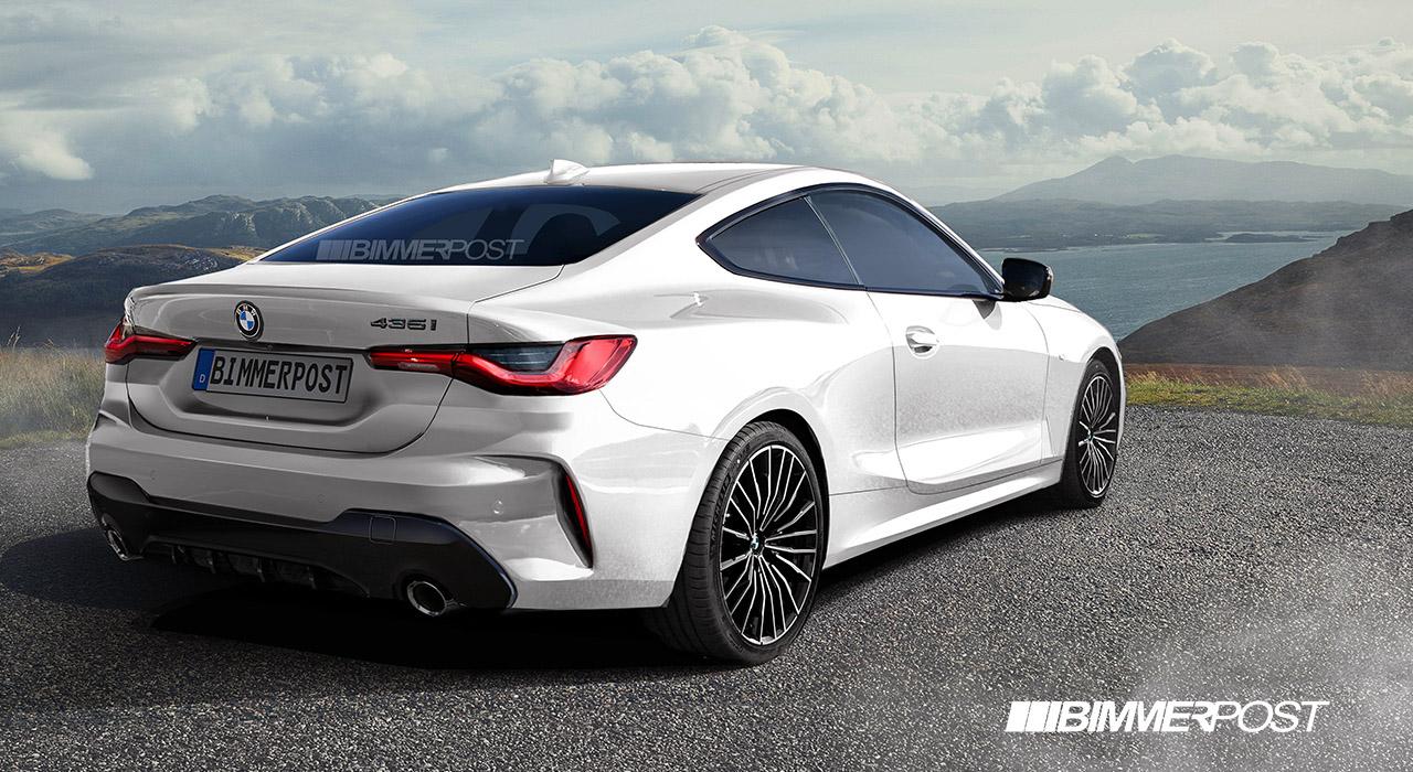 Name:  G22 4 Series Coupe Rear White BIMMERPOST.jpg Views: 53109 Size:  325.6 KB