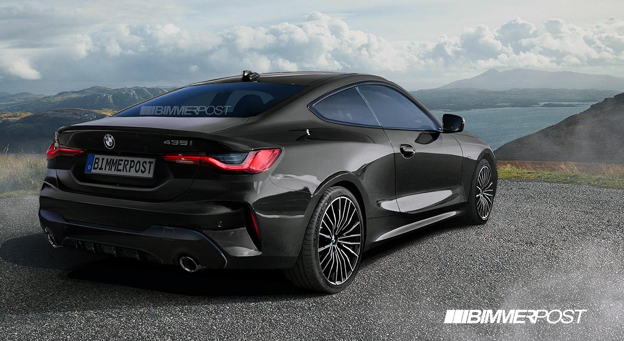 Name:  G22 4 Series Coupe Rear Black BIMMERPOST.jpg Views: 45274 Size:  323.1 KB