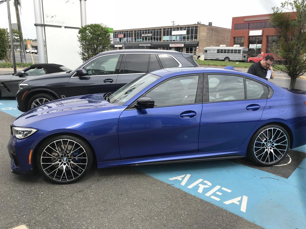 Name:  Portimao Blue G20 M340i M Performance Parts 3.jpg Views: 14424 Size:  163.4 KB
