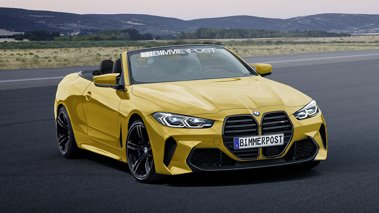 Name:  Yellow G83 M4 Convertible.jpg