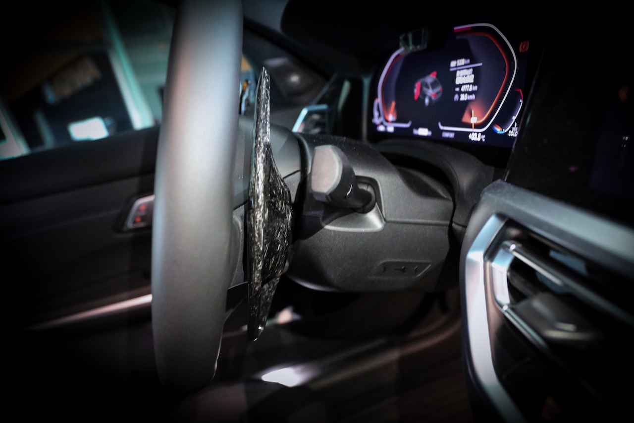 Name:  BMW G20 320 330  Armaspeed forged carbon fiber paddle shifter .jpg
