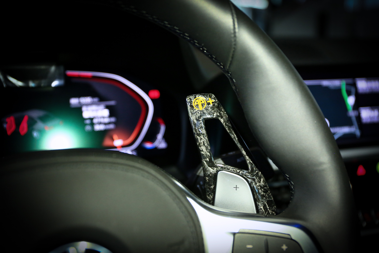 Name:  BMW G20 330 320 Armaspeed forged carbon fiber paddle shifters .jpg Views: 105 Size:  520.4 KB