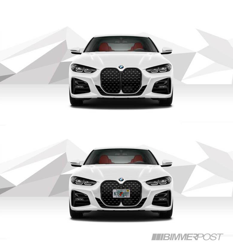 Name:  white-g22-4-series-m440i-no-front-license-plates2.jpg Views: 18799 Size:  57.6 KB