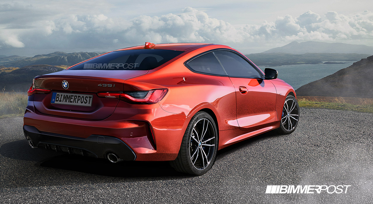 Name:  G22 4 Series Coupe Rear Orange BIMMERPOST.jpg