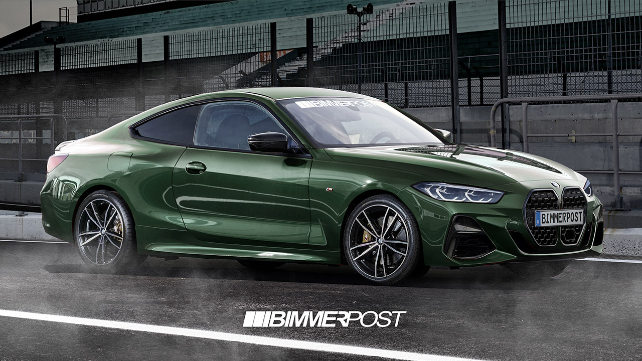 Name:  G22 4 Series Coupe Front Green BIMMERPOST.jpg