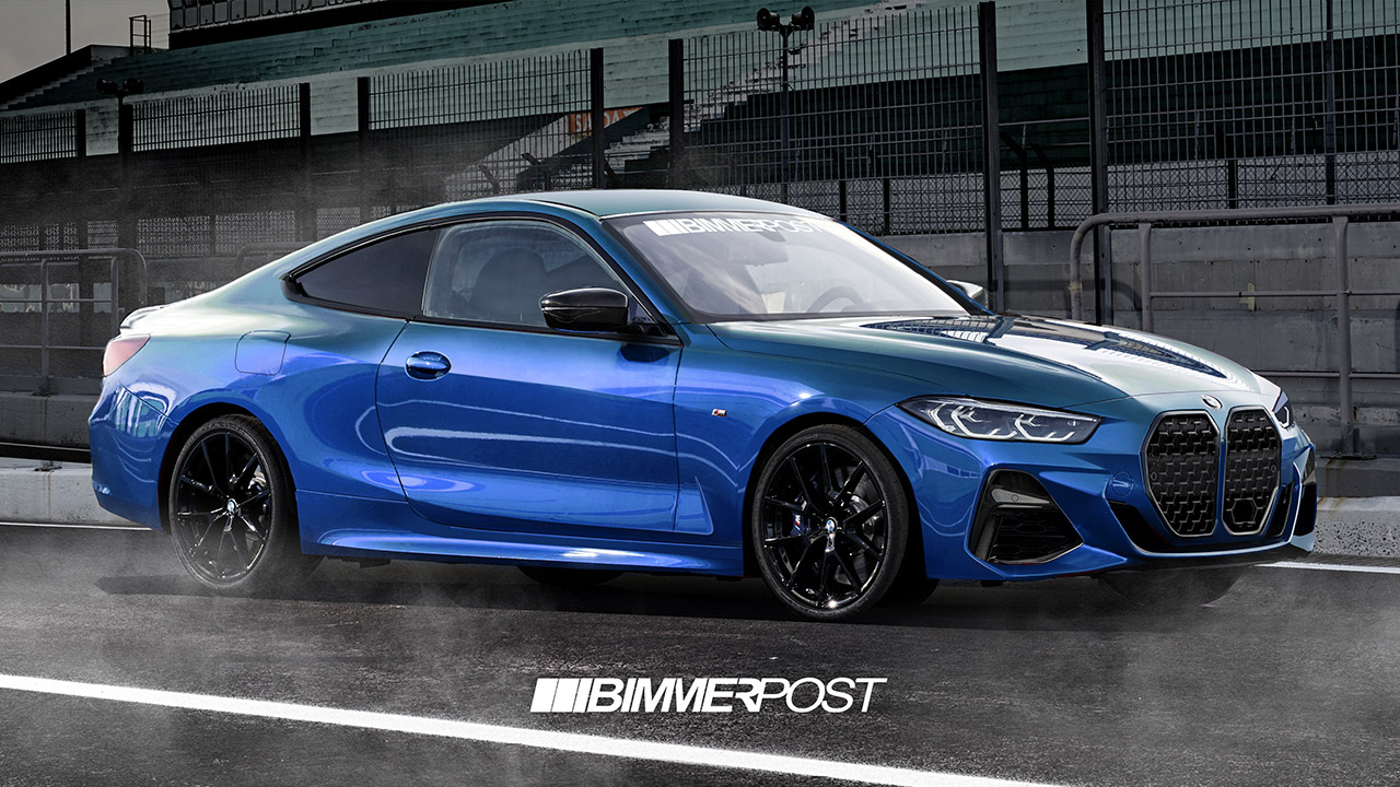 Name:  G22 4 Series Coupe Front Blue BIMMERPOST.jpg