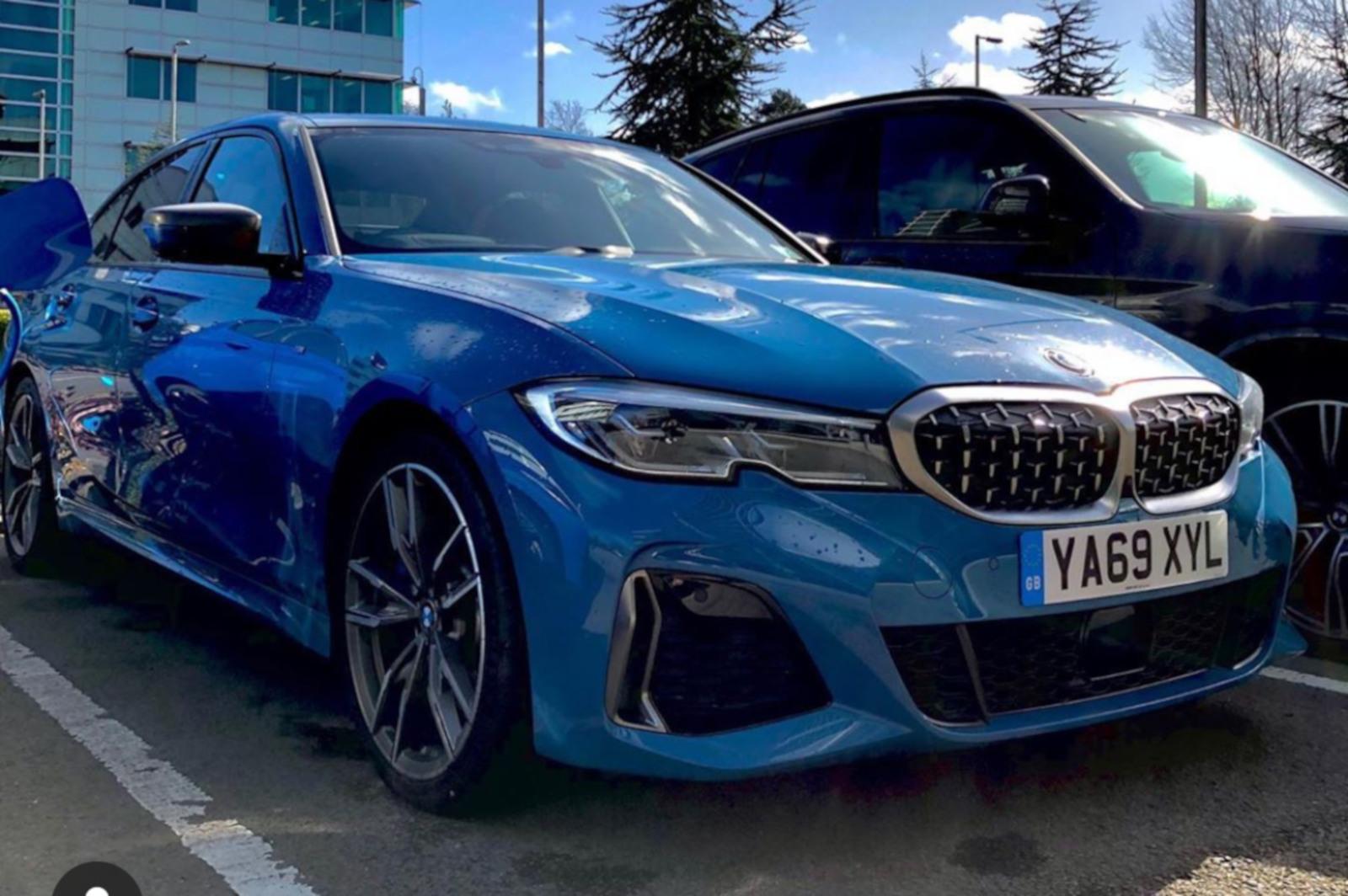 Name:  2020-BMW-M340d-G20-Laguna-Seca-Blau-Individual-01.jpg Views: 9676 Size:  371.2 KB
