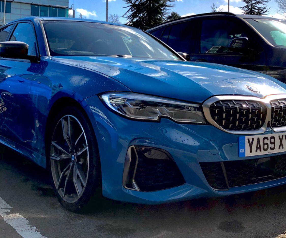 Name:  2020-BMW-M340d-G20-Laguna-Seca-Blau-Individual-05.jpg Views: 9643 Size:  226.6 KB