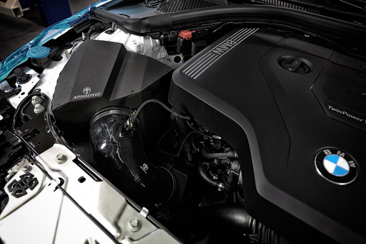 Name:  BMW G20 330 320 Armaspeed alloy cold air intake .jpg Views: 247 Size:  623.5 KB