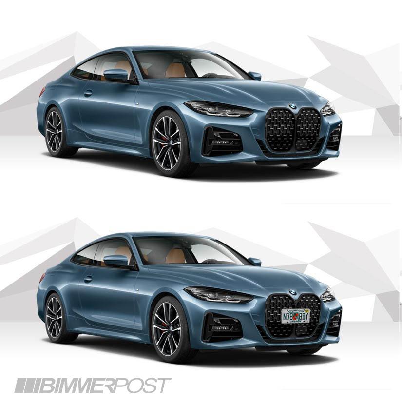 Name:  artic-race-blue-g22-4-series-m440i-no-front-license-plates1.jpg Views: 19629 Size:  88.9 KB