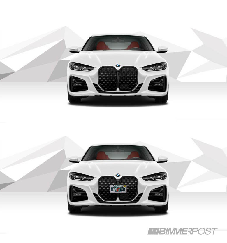 Name:  white-g22-4-series-m440i-no-front-license-plates2.jpg Views: 19691 Size:  57.6 KB