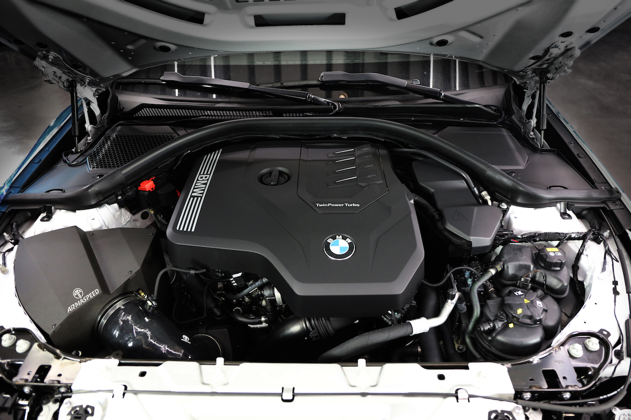 Name:  BMW G20 320 330 Armaspeed alloy cold air intake .jpg
