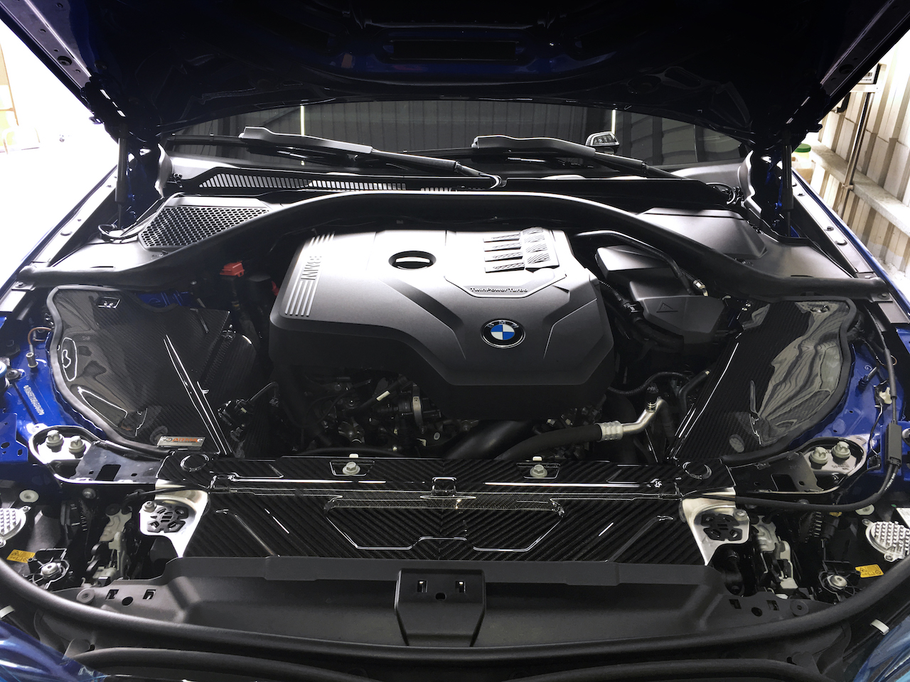 Name:  BMW G20 320 330 Armaspeed carbon cold air intake .jpg