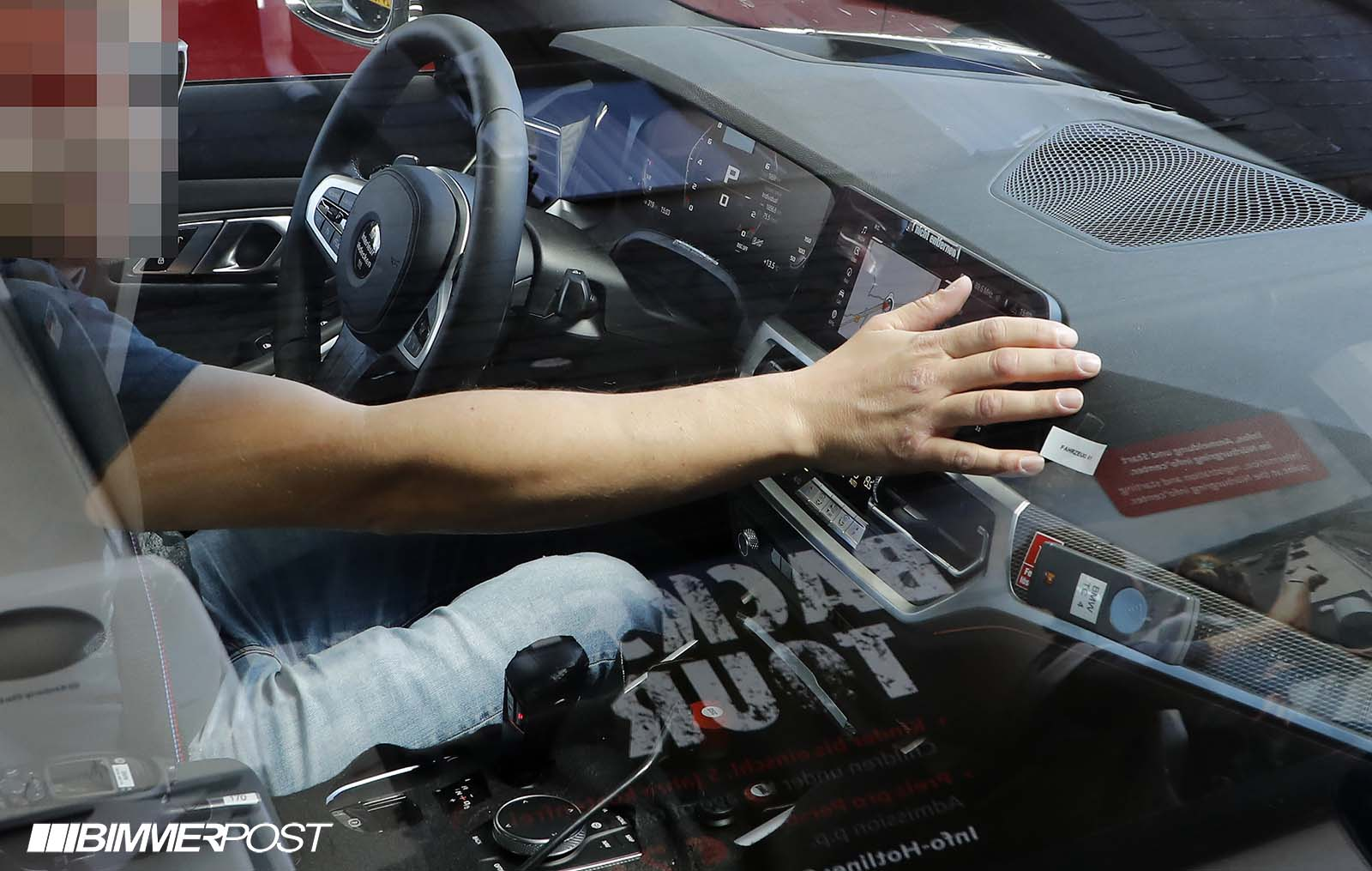Name:  BMW G80 M3 Interior 2.jpg Views: 46534 Size:  168.1 KB