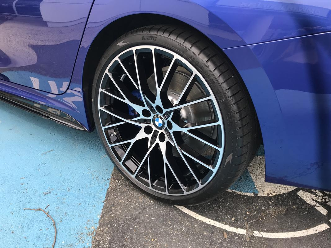 Name:  Portimao Blue G20 M340i M Performance Parts 5.jpg Views: 11490 Size:  154.9 KB
